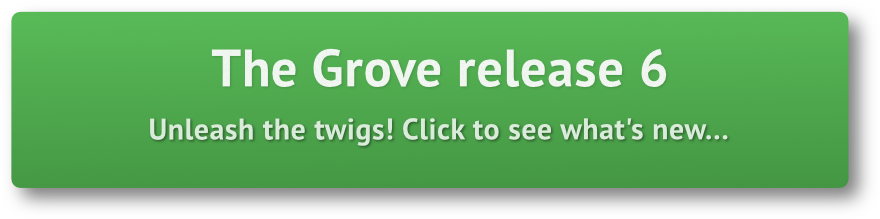 The Grove 5 Release Notes