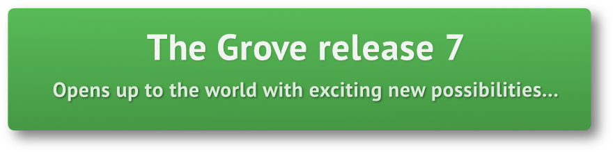 The Grove 7 Release Notes